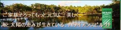 ハワイアンスピルリナ リナマックス